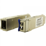 QSFP+ transceiver module - 40 Gigabit LAN - CWDM 40GBase-LR4 - LC single-mode - up to 6.2 miles - 1271 nm / 1291 nm / 1311 nm / 1331 nm