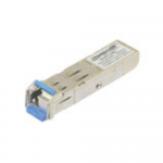 SFP (mini-GBIC) transceiver module - GigE Fibre Channel - 1000Base-LX - LC single-mode - up to 12.4 miles - 1310 (TX) / 1550 (RX) nm