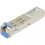 SFP (mini-GBIC) transceiver module - GigE - 1000Base-LX - LC single-mode - up to 12.4 miles - OC-3/STM-1 - 1310 (TX) / 1550 (RX) nm