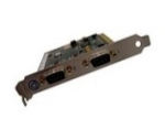 UltraPort SI 2-Port Serial Adapter - 2 x 9-pin DB-9 Male RS-232/422 Serial