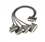 UP4 DB25F 4PORT DTE FAN-OUT CABLE ULTRAPORT SPEED