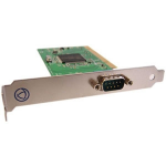SPEED1 LE Express 1 Port PCI Express Serial Card - 1 x 9-pin DB-9 Male RS-232 Serial