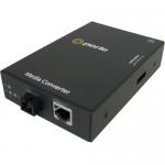 S-110-M1SC2D - 10/100 Fast Ethernet Media and Rate Converte - 1 x Network (RJ-45) - 1 x SC Ports - 1000Base-BX 10/100/1000Base-T - Rail-mountable Rack-mountable Desktop