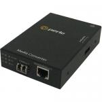S-1110-S2LC120 Gigabit Ethernet Media Converter - 1 x Network (RJ-45) - 1 x LC Ports - DuplexLC Port - 10/100/1000Base-T 1000Base-ZX - External