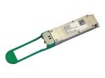 QSFP28 transceiver module - 100 Gigabit Ethernet - 100GBase-CWDM4 - LC single-mode - up to 1.2 miles - 1310 nm