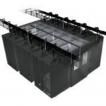Net-Contain Row Base Cooling Blanking Panel - Blank panel - black