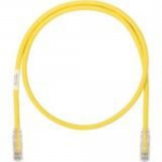 TX6A-SD 10Gig with MaTriX Technology - Patch cable - RJ-45 (M) to RJ-45 (M) - 10 ft - UTP - CAT 6a - IEEE 802.3af/IEEE 802.3at - booted snagless stranded - yellow