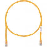 TX5e - Patch cable - RJ-45 (M) to RJ-45 (M) - 5 ft - UTP - CAT 5e - IEEE 802.3af/IEEE 802.3at - snagless stranded - orange