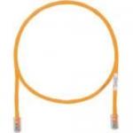 TX5e - Patch cable - RJ-45 (M) to RJ-45 (M) - 8 ft - UTP - CAT 5e - IEEE 802.3af/IEEE 802.3at/IEEE 802.3bt - snagless stranded - orange