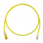 TX5e - Patch cable - RJ-45 (M) to RJ-45 (M) - 9 ft - UTP - CAT 5e - snagless stranded - yellow