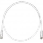 TX6 PLUS - Patch cable - RJ-45 (M) to RJ-45 (M) - 1 ft - UTP - booted stranded - off white