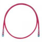 TX6 PLUS - Patch cable - RJ-45 (M) to RJ-45 (M) - 20 ft - UTP - CAT 6 - booted snagless stranded - red