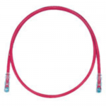 TX6 PLUS - Patch cable - RJ-45 (M) to RJ-45 (M) - 8 ft - UTP - CAT 6 - booted stranded - red