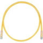 TX6 PLUS - Patch cable - RJ-45 (M) to RJ-45 (M) - 8 ft - UTP - CAT 6 - booted stranded - yellow