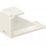 MINI-COM Blank Module - Modular insert (blank) - white (pack of 100)