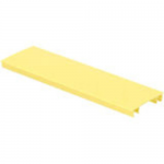 FiberRunner 2x2 Routing System - Cable raceway cover - 2 ft - yellow