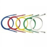 NetKey - Patch cable - RJ-45 (M) to RJ-45 (M) - 7 ft - UTP - CAT 6 - stranded - off white