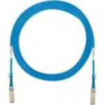 SFP+ Direct Attach Passive Cable Assemblies - Direct attach cable - SFP+ to SFP+ - 10 ft - twinaxial - blue