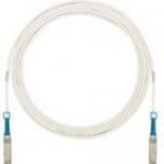 SFP+ Direct Attach Passive Cable Assemblies - 10GBase direct attach cable - SFP+ to SFP+ - 21 ft - twinaxial - SFF-8431/SFF-8432/SFF-8472 - passive - white