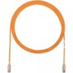 TX6-28 Category 6 Performance - Patch cable - RJ-45 (M) to RJ-45 (M) - 3 ft - UTP - CAT 6 - booted halogen-free snagless stranded - orange