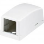 1PORT WHT SURFACE MNT BOX EA DIRECT SHIP INCREMENTAL OF 1