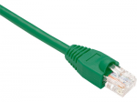 50FT GREEN CAT5E PATCH CABLE UTP SNAGLESS