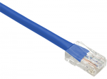 2FT CAT6 NON-BOOTED UNSHIELDED (UTP) ETHERNET NETWORK PATCH CABLE BLUE -