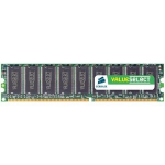 Value Select 4GB DDR2 SDRAM Memory Module - 4GB (2 x 2GB) - 667MHz DDR2-667/PC2-5300 - DDR2 SDRAM - 240-pin DIMM