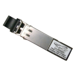 SFP (mini-GBIC) transceiver module - GigE - 1000Base-LX - LC single-mode - up to 6.2 miles - 1310 (TX) / 1550 (RX) nm