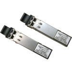 SFP (mini-GBIC) transceiver module - 100Mb LAN SONET/SDH - 100Base-FX - LC single-mode - up to 49.7 miles - OC-3/STM-1 - 1350 nm