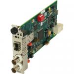 C6210 Series DS3-T3/E3 Coax to Fiber Network Interface Device - Short-haul modem - SC single-mode / BNC - up to 12.4 miles - T-3/E-3 - 1310 nm