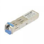 SFP (mini-GBIC) transceiver module - GigE Fibre Channel - 1000Base-LX - LC single-mode - up to 24.9 miles - 1310 (TX) / 1550 (RX) nm