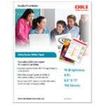 Oki SynFlex Printable Poster Board - 12.75 inch x 18 inch - 250 Sheet