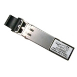 SFP (mini-GBIC) transceiver module - GigE - 1000Base-LX - LC single-mode - up to 6.2 miles - 1550 (TX) / 1310 (RX) nm