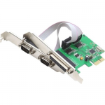 2Serial 1Parallel PCI Express with Low Profile Brackets Retail