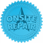 LexOnSite Repair - Extended service agreement (renewal) - parts and labor - 1 year - on-site - repair time: next business day - for X543dn 543dn RCS