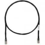 Powersum+ - Patch cable - RJ-45 (M) to RJ-45 (M) - 5 ft - UTP - CAT 5e - snagless stranded - black