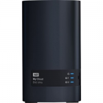 WD TDSourcing My Cloud EX2 Ultra WDBVBZ0120JCH - Personal cloud storage device - 2 bays - 12 TB - HDD 6 TB x 2 - RAID 0 1 JBOD - RAM 1 GB - Gigabit Ethernet - iSCSI