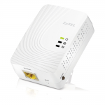 600 Mbps Powerline Gigabit Ethernet Adapter - 1 x Network (RJ-45) - 600 Mbps Powerline - 984.25 ft Distance Supported - HomePlug AV2 - Gigabit Ethernet