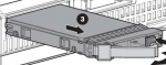 120GB hot-plug SATA hard disk drive - 5400 RPM 1.5Gb/sec transfer rate 2.5-inch small form factor (SFF)