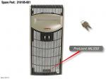 Front bezel - For deskside configuration