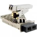 Alcatel 3HE00027AA Compatible SFP Transceiver - SFP (mini-GBIC) transceiver module (equivalent to: Alcatel-Lucent 3HE00027AA) - GigE - 1000Base-SX - LC multi-mode - up to 1800 ft - 850 nm