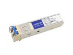 SFP (mini-GBIC) transceiver module (equivalent to: Dell 407-10030) - 4Gb Fibre Channel (LW) - Fibre Channel - LC single-mode - up to 6.2 miles - 1310 nm - TAA Compliant - for Brocade 5000 SilkWorm 200E 4100 4900 Dell PowerEdge M1000E