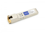 SFP (mini-GBIC) transceiver module (equivalent to: IBM 00FE333) - Gigabit Ethernet - 10Base-T 1000Base-TX 100Base-TX - RJ-45 - up to 328 ft - for IBM Flex System EN4023 10 FC5022 24; Lenovo Flex System FC5022 FC5022 16 FC5022 24