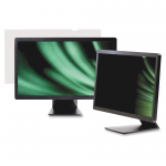 Privacy Filter for 20 inch Widescreen Monitor - Display privacy filter - 20 inch wide - black