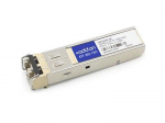 SFP (mini-GBIC) transceiver module (equivalent to: Calix 100-01660) - Gigabit Ethernet - 1000Base-SX - LC multi-mode - up to 1800 ft - 850 nm