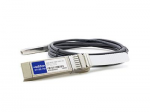 10GBase direct attach cable - TAA Compliant - SFP+ to SFP+ - 33 ft - twinaxial - active