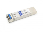 SFP+ transceiver module (equivalent to: ADTRAN 1700486F1) - 10 GigE - 10GBase-LR - LC single-mode - up to 12.4 miles - 1310 nm - TAA Compliant
