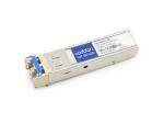 SFP (mini-GBIC) transceiver module (equivalent to: Adtran 1442320G1) - Gigabit Ethernet - 1000Base-LX - LC single-mode - up to 6.2 miles - 1310 nm