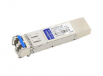 SFP+ transceiver module (equivalent to: Calix 100-01515) - 10 GigE - 10GBase-SR - LC multi-mode - up to 984 ft - 850 nm